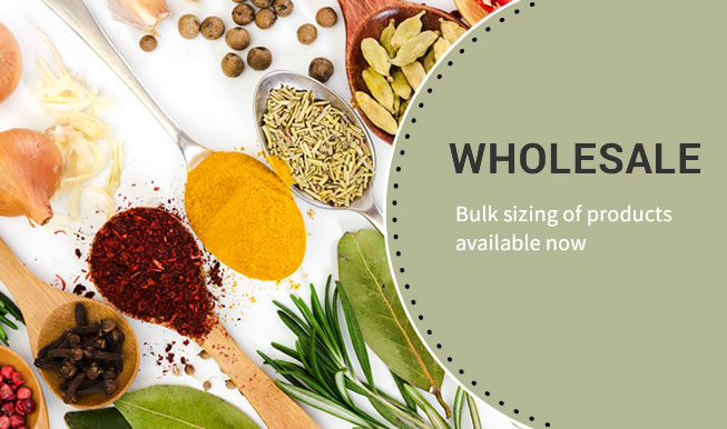 wholesale supplier of premium herbs and spices - Oostra Spices